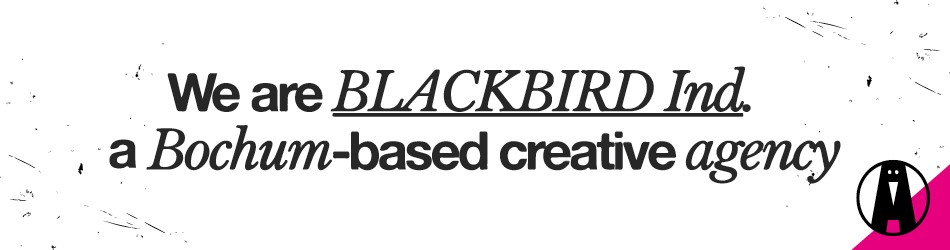 Banner von BLACKBIRD Ind.