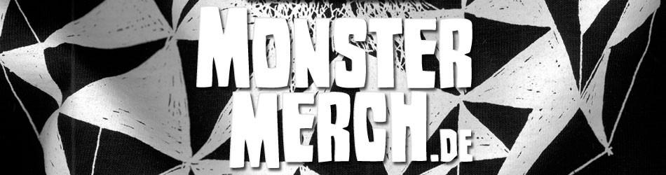 Banner von MonsterMerch.de